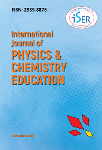 View Vol. 11 No. 1 (2019): IJPCE - International Journal of Physics and Chemistry Education